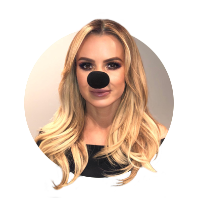 Amanda Holden - face of Wetnose Day 2019