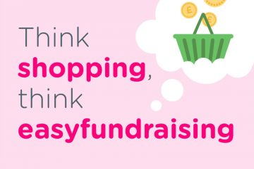 Think shopping, think easyfundraising