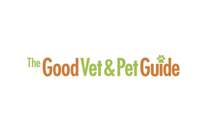 The Good Vet & Pet Guide logo