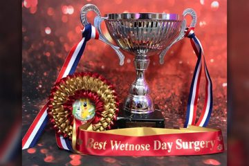 Best Wetnose Day Surgery Trophy