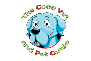 The Good Vet and Pet Guide logo