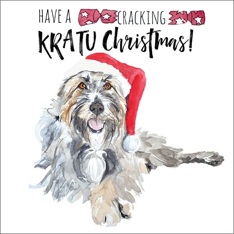 Kratu Christmas Cards